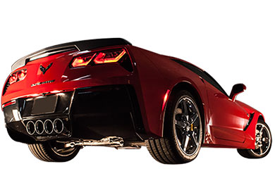 Chevy Corvette Magnaflow Exhaust Systems