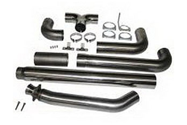 2003-2007 ford f-350 exhaust smoke stacks