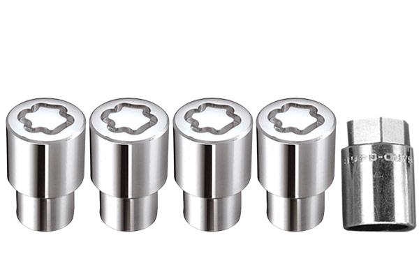 mcgard shank style lug nut wheel locks regular
