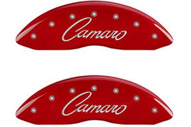 Chevy Camaro MGP Brake Caliper Covers