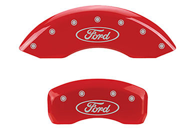 Ford F-150 MGP Brake Caliper Covers