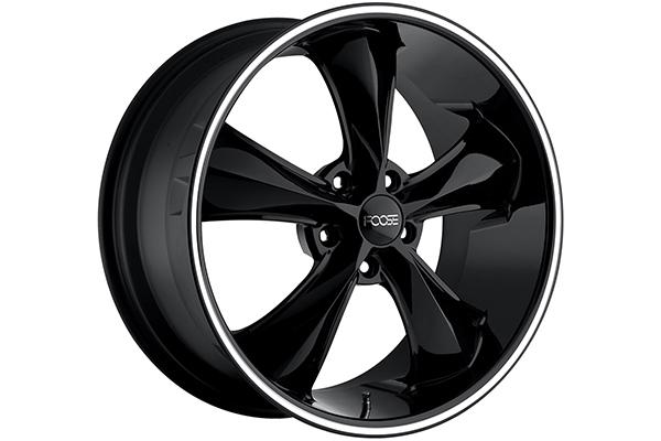 foose legend ss wheels gloss black sample