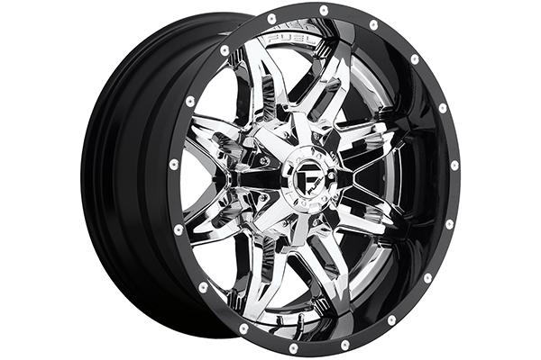 fuel lethal wheels chrome sample