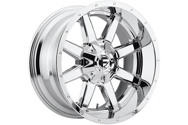 fuel maverick wheels chrome sample