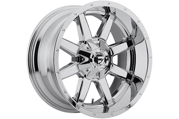 fuel maverick wheels powder chrome sample