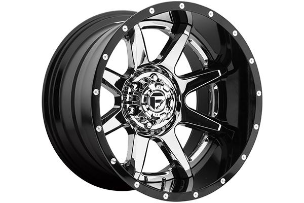 fuel rampage wheels powder chrome sample
