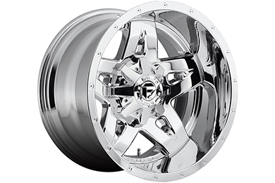 fuel full blown wheels chrome sample