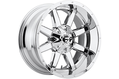 fuel maverick wheels chrome sample
