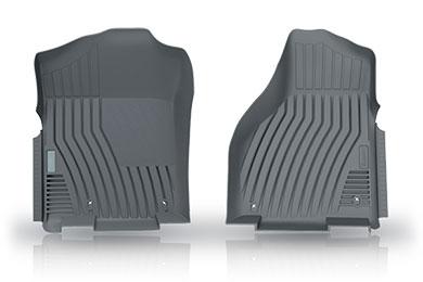 michelin edgeliner floor liners grey front