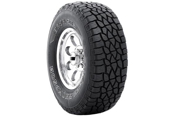 mickey thompson baja stz tires sample