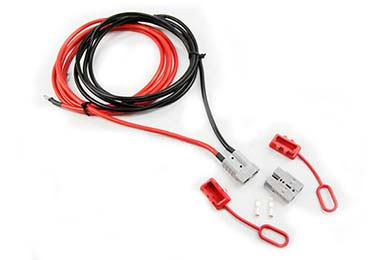 mile marker electric winch quick disconnect sample