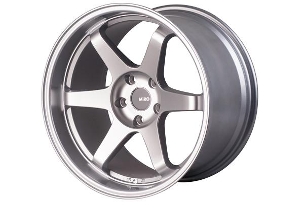 miro 398 wheels full silver sample