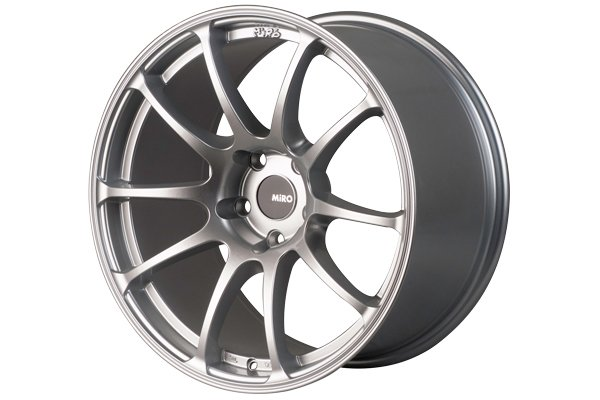 miro 563 wheels full silver sample