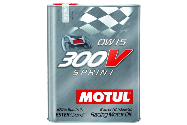 Image of Motul 300V Synthetic Racing Engine Oil 104238