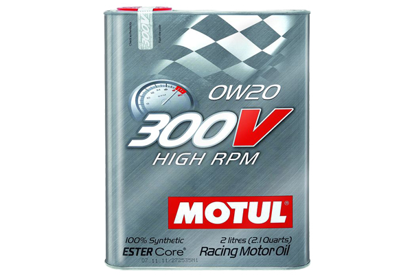 Image of Motul 300V Synthetic Racing Engine Oil 104239