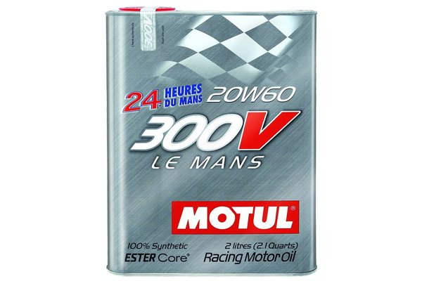 Image of Motul 300V Synthetic Racing Engine Oil 104245