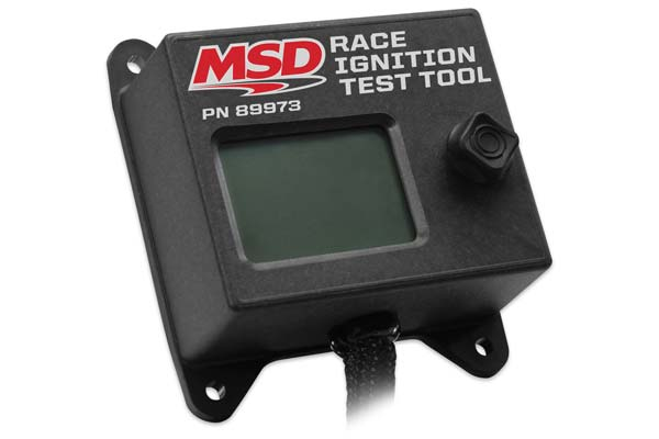 MSD Race Ignition Test Tool 89973 Race Ignition Test Tool