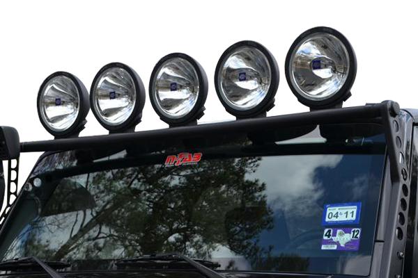 n fab light bar mounts windshield mount sample