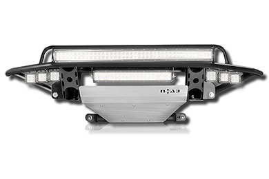 n fab rds radius front bumper withmount withskidplate yy sample