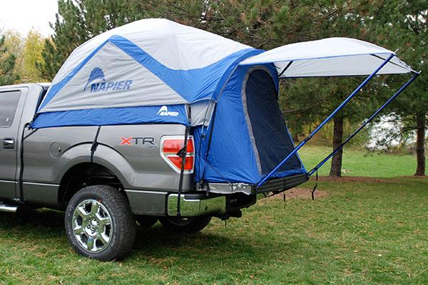 napier 57 series tent