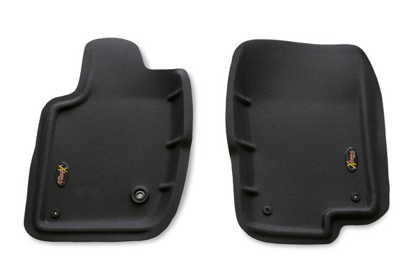 nifty xtreme-2 piece front black