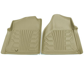 nifty catch-it floor protectors 2pc front tan