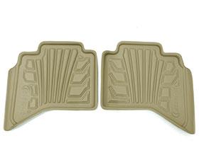 nifty catch-it floor protectors 2pc rear tan