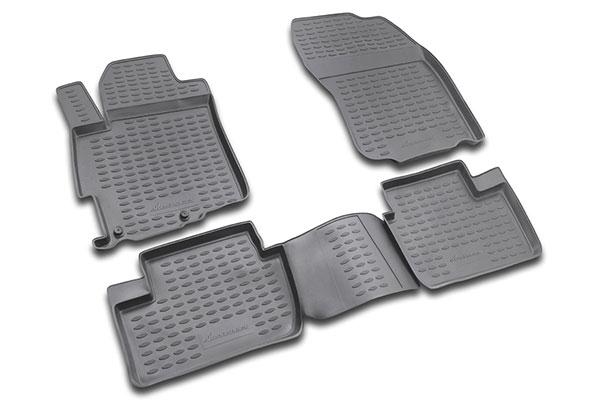 mitsubishi lancer all weather floor mats – gurus floor