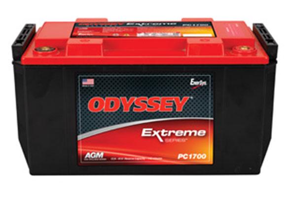 odyssey battery PC1700