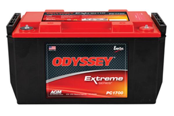 odyssey battery PC1700S