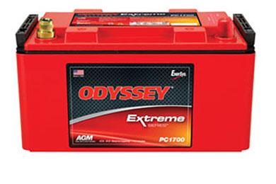 odyssey battery PC1700MJT