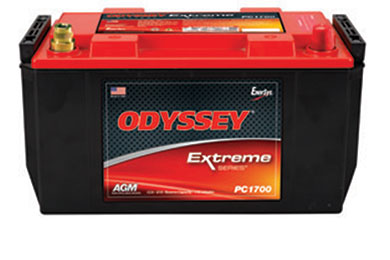 odyssey battery PC1700T