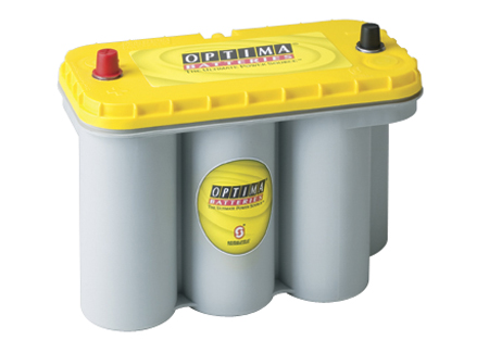 optima batteries 8051 160 optima yellow top battery. Black Bedroom Furniture Sets. Home Design Ideas