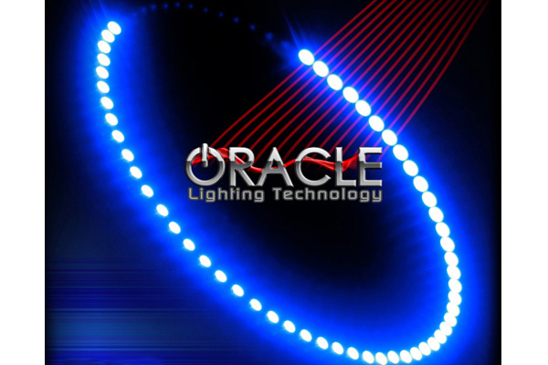 oracle fog light halo kits smd led blue sample