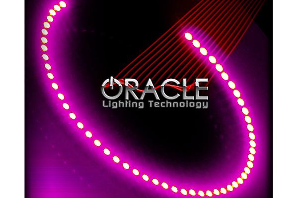 oracle fog light halo kits smd led pink sample
