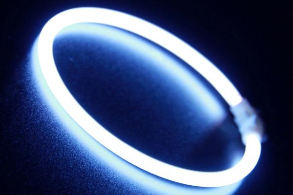 oracle headlight halo kits ccfl deep blue 10000K sample