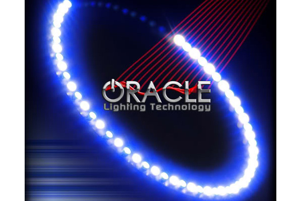 oracle headlight halo kits smd led blue white sample