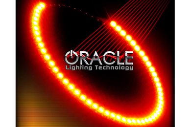 oracle fog light halo kits smd led amber sample
