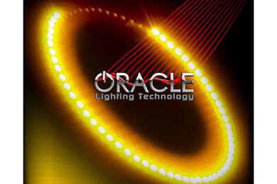 oracle fog light halo kits smd led yellow sample