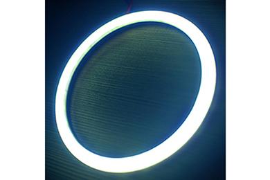 oracle headlight halo kits plasma white sample