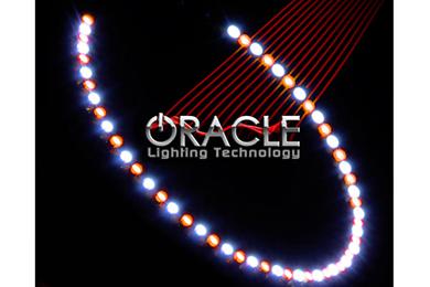 oracle headlight halo kits smd led amber white sample