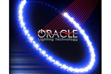 oracle headlight halo kits smd led blue white sample