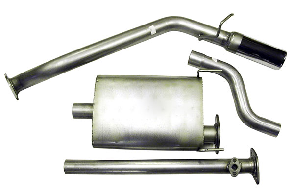 Pacesetter 862800: 1985 Toyota Pickup Exhaust System At Woreks.co