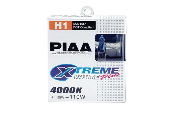 piaa xtreme white H1