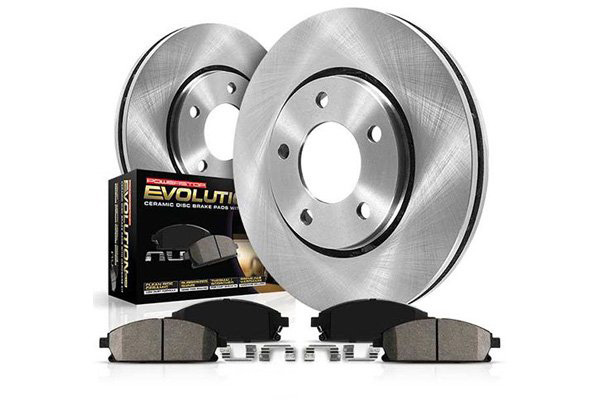 power stop autospecialty brake kits 2 wheel kits without calipers sample