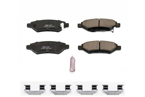 Power Stop Z23 1337 Power Stop Z23 Evolution Brake Pads