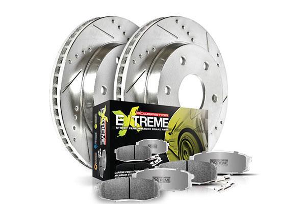 power stop street warrior brake kit sample
