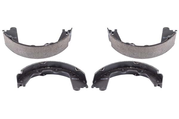 Power Stop B1021L Rear Autospecialty Brake Shoes
