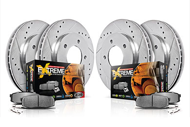 powerstop 4wheel brake kit