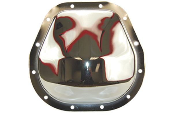 chrome steel differential covers 4923AA